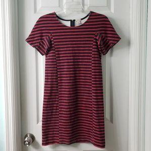 Vintage J. Crew Striped Dress
